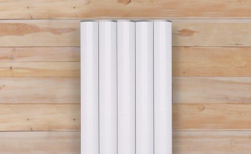 detalle radiador zeta series vanity eléctrico
