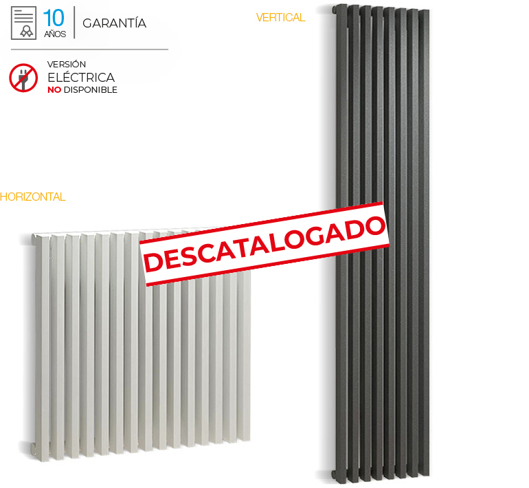radiador zeta series diva